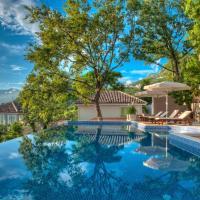 Harmonia Bungalows & Pool, hotel in Sveti Stefan