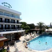 Dionysos Central, hotel in Paphos