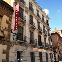 Hotel España, hotel en Guadalajara