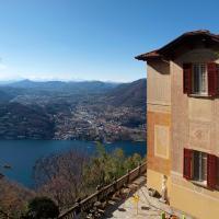 B&B Il Balcone sul Lago, hotell i Brunate