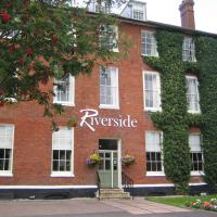 The Riverside House Hotel, hotel in Mildenhall