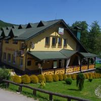 Penzión Prameň, hotel vo Vinnom