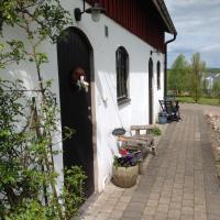 Stakaberg Konferens & Gårdshotell, hotel in Halmstad