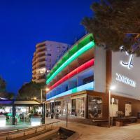 Cosmopolita Hotel Boutique & Spa, hotel en Platja d'Aro