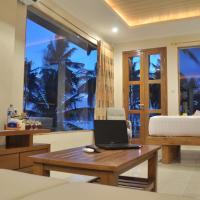 Crystal Beach Bali, отель в Кандидасе