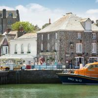 The Old Custom House, hotel in Padstow
