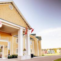 Rodd Crowbush Golf & Beach Resort, hotel em Morell
