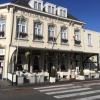 Hotel de Blauwe Vogel, hotel in Bergen op Zoom