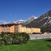 Grand Hotel Miramonti, hotel in Passo del Tonale