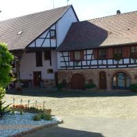 Ferme Martzloff, hotel near Strasbourg International Airport - SXB, Breuschwickersheim
