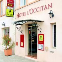 Logis Hotel L'Occitan, hôtel à Gaillac