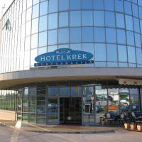 Hotel Krek, hotel in Lesce