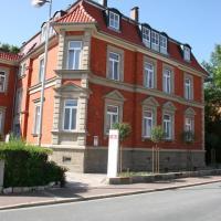 Hotel Stadtvilla, hotel in Coburg