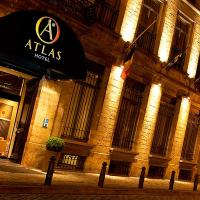 Atlas Hotel Brussels, hotel in Brussels