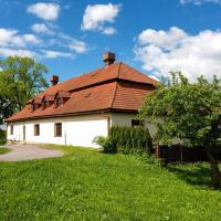 Hájenka Strakov, отель в Литомышле