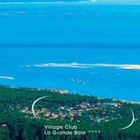 Village Club La Grande Baie, hôtel à La Palmyre