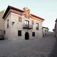 Concejo Hospederia, hotel in Valoria la Buena