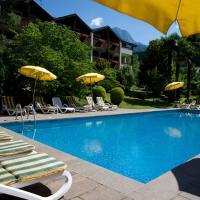 Hotel Tannerhof, hotell i Merano