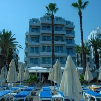 Begonville Beach Hotel - Adult Only, hotel i Marmaris