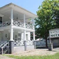 Watkins Motel, hotel in Watkins Glen