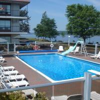 Motel Panoramique, hotel em Saguenay