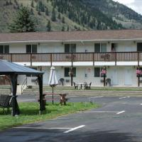 Elks Motel, hotel em Keremeos