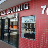 Hotel Bramig, отель в городе Итажуба