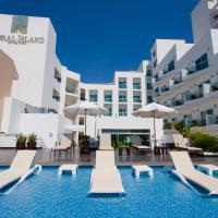 Coral Island Beach View Hotel, hotel in Mazatlán