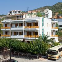 Hotel Aidipsos, hotel in Loutra Edipsou