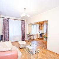 Serviced Apartments Krasnopresnenskaya