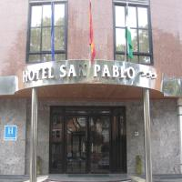 Hotel San Pablo Sevilla, hotel cerca de Aeropuerto de Sevilla - SVQ, Sevilla