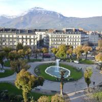 Hôtel d'Angleterre Grenoble Hyper-Centre, hotel in Grenoble
