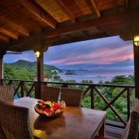 Villas de Jardin self-catering, hotel in Port Glaud