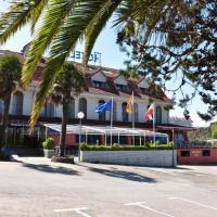 Hotel Campomar, hotel in Isla