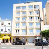 Hotel Mediterráneo, отель в городе Эстепона