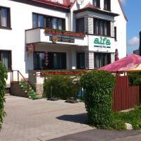 Hotel Alfa, hotel in Trutnov
