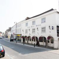 The Old Bell, hotel in Warminster