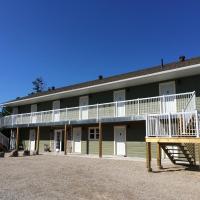Escarpment Heights Motel, hotel em Tobermory