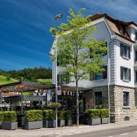 Hotel Freihof, hotel in Unterägeri