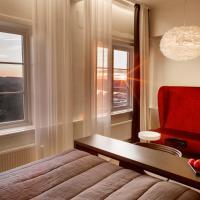 Fredriksten Hotell, hotell i Halden