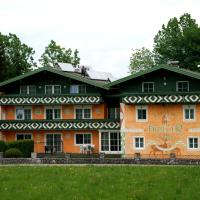 Landhaus Brieger, Hotel in Henndorf am Wallersee