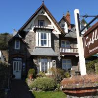Gable Lodge Guest House, hotel in Lynton