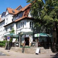 Hotel Am Park, hotel in Merseburg