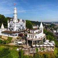 Château Gütsch, отель в Люцерне