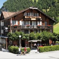 Hotel Steinbock, hotel in Lauterbrunnen