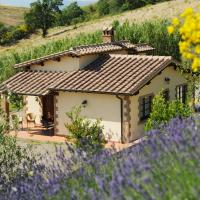 Le Capannacce, hotell i Cinigiano