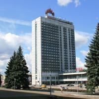 Гостиница Венец, отель в Ульяновске