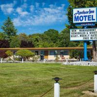 Anchor Inn Motel by Loyalty: Blaine şehrinde bir otel