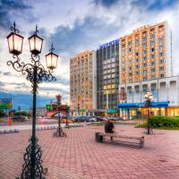 Hotel Buryatia, hotel in Ulan-Ude