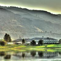 South Thompson Inn & Conference Centre, hotel em Kamloops